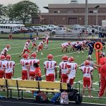 Red Devils face Delta Eagles in their first scrimmage of the season