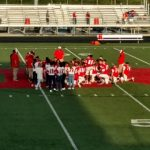 IS Football- Red Devils Defeat Spartans