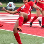 Girls Varsity Soccer beats Connersville 4 – 2