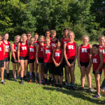 IS Cross Country Off to Strong Start