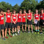 Cross Country- Richmond Invitational Results