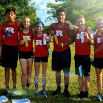 IS Cross Country- Red Devils Sweep Seton and Connersville