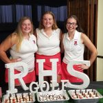 Red Devil Golf Honors Seniors
