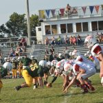 IS FOOTBALL – RED DEVILS DEFEAT NORTHEASTERN