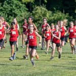 IS XC Boys and Girls Win Dual with Patriots
