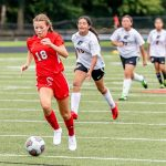 Red Devils rebound to take control of NCC East