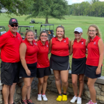 Golf Finishes 2nd in NCC