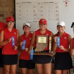 Golf Repeats as Sectional Champions