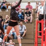 Girls Varsity Volleyball beats Anderson 3 – 0