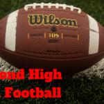 Boys Varsity Football beats Anderson 21 – 18