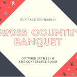 Cross Country Banquet Information