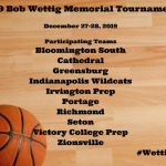 Wettig 2019- Follow Along Here for Results