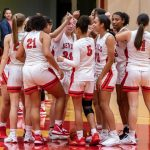 Girl's Varsity Basketball defeat Logansport 45-19
