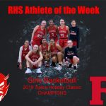 Athlete of the Week- Girls Basketball