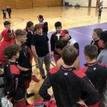 Boys Varsity Wrestling beats Connersville 66 – 20
