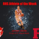 Athlete of the Week- Jordan Stolle
