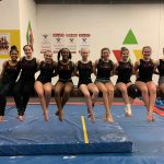 Gymnastics wins Season Opener Against Shelbyville