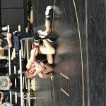 Boys Varsity Wrestling falls to Daleville 48 – 34