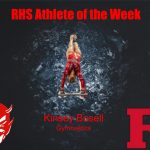Athlete of the Week- Kinsey Bosell