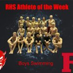 Athlete of the Week- Boys Swimming and Diving