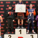 Wrestlers Find Success at NCC Meet