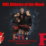 Athletes of the Week- Wrestling Sectional Champions