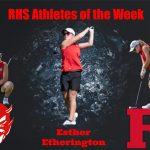 Athlete of the Week- Esther Etherington