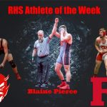 Athlete of the Week- Blaine Pierce