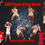 Team of the Week- Boys Basketball