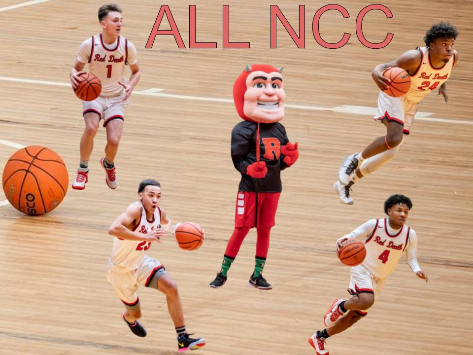 Boys Basketball- NCC Awards Announced
