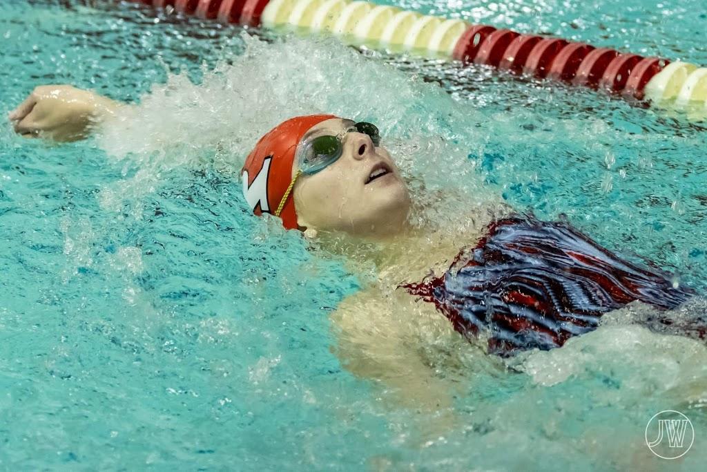 Hannah Trotter to Swim at Hanover