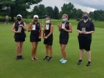 Golf Wins Season Opening Invite