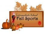 IS Fall Sports- August 10 Update