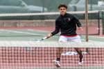 Tennis- Red Devils Tame Tigers