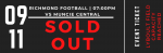 Varsity Football- SOLD OUT, Livestream Available