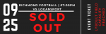 Football- Homecoming is Sold Out