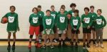 Boys 8th Grade Basketball Dennis beats Muncie Southside 44 – 35