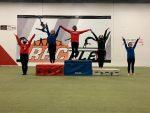 Gymnastics defeats Jay County/Muncie Central