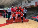 Gymnastics Wins 4th Consecutive Sectional Championship