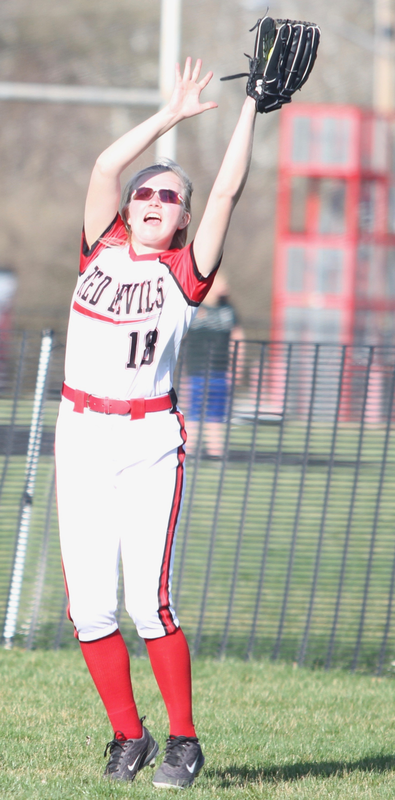 Softball: Devils Take on East Central