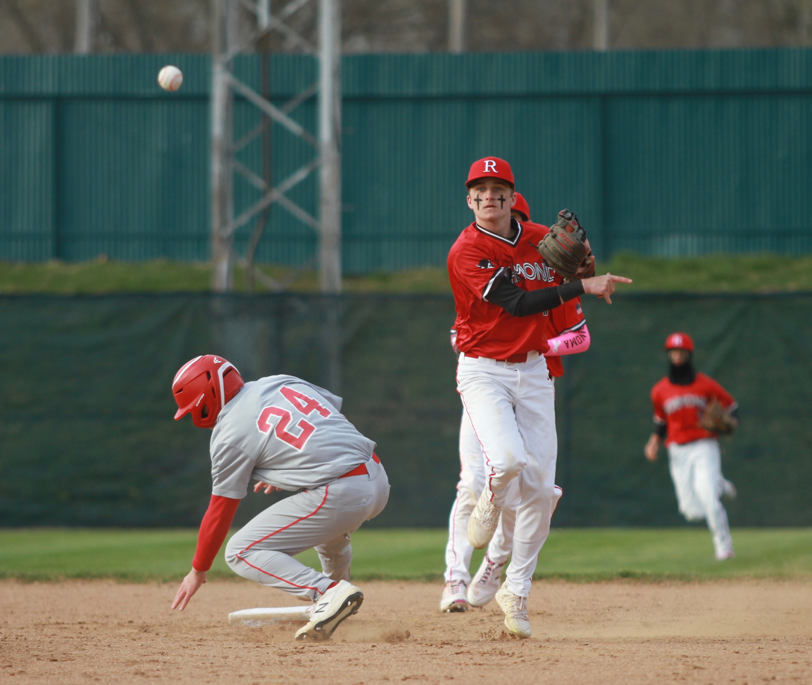 Baseball Photo Gallery – vs. Connersville