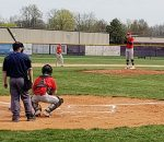 Baseball- Richmond Sweeps Marion