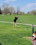 Intermediate Golf gets 1st Win