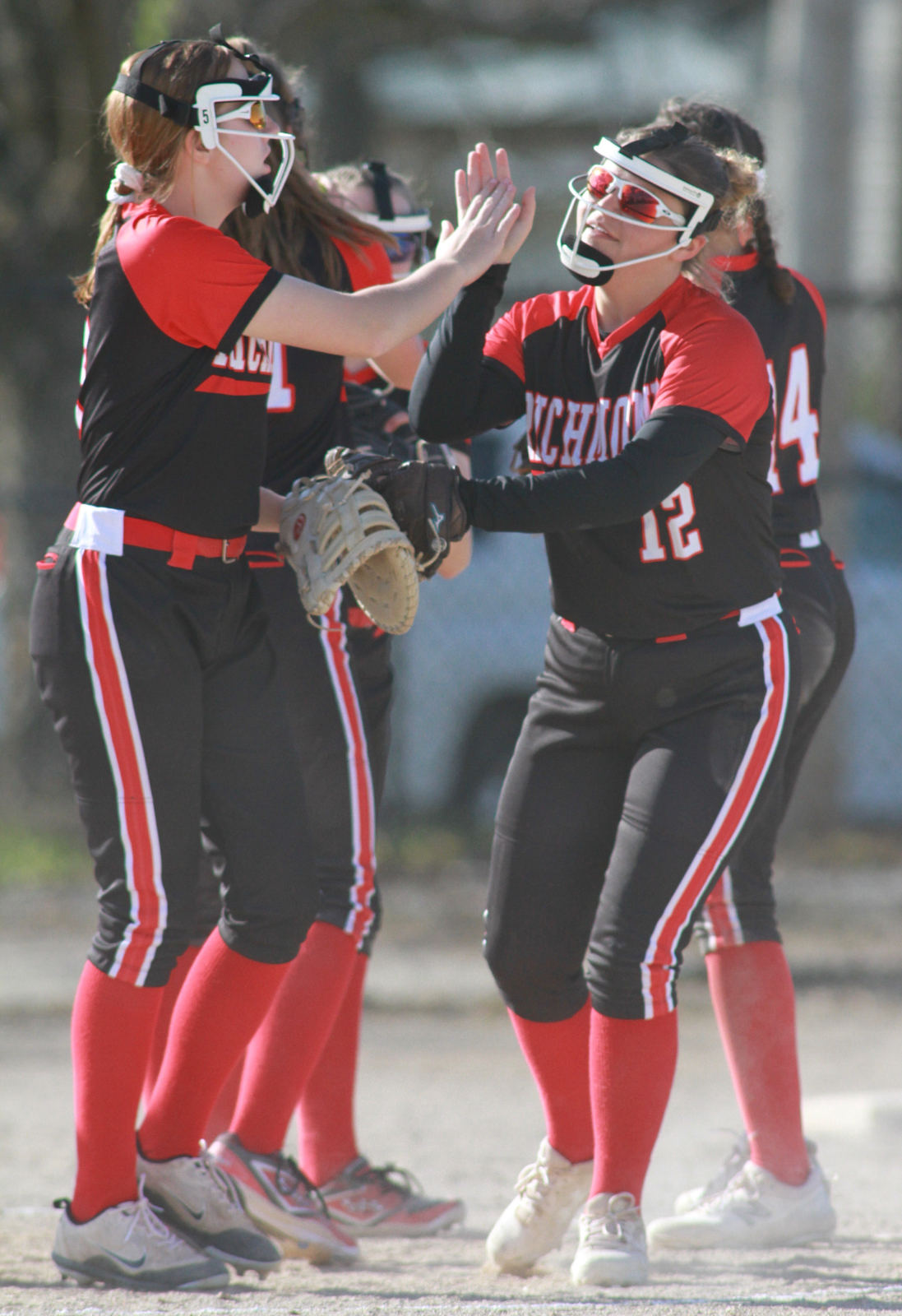 Softball Photo Gallery: RHS Invitational