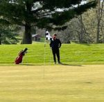 RCS Mid School Golf takes loss to Brookville