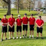 Golf Wins Tri Match