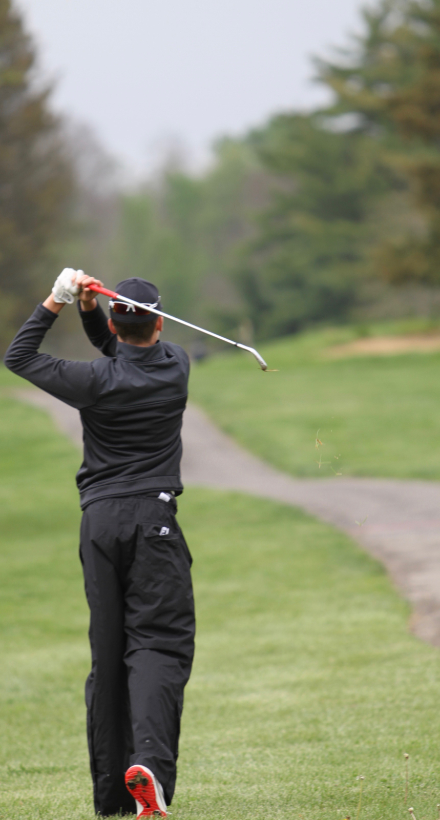 Boys Golf vs. Union County/Hagerstown Photo Gallery