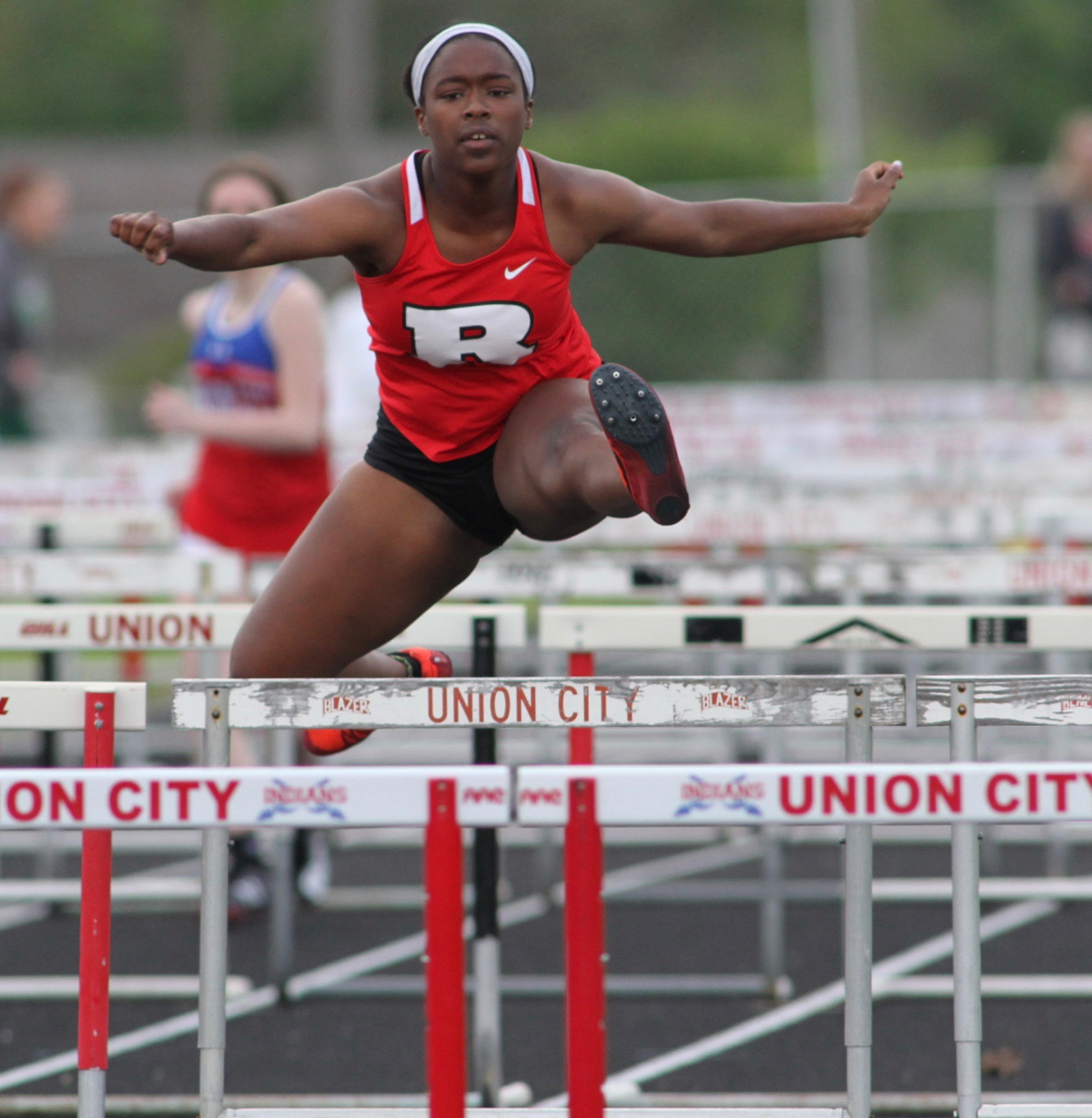 Track and Field: Photo Gallery at Union City Quad