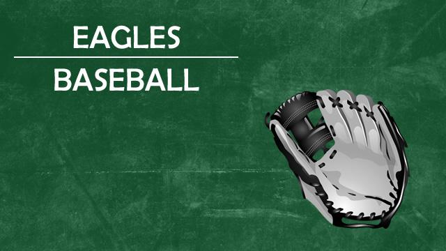 Pleasanton Eagles Baseball Bi – District Playoffs VS Lytle