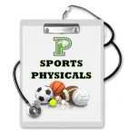 SPORTS PHYSICALS 2021-2022